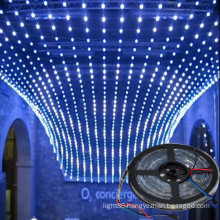 DMX programmable full color led strips DC12V